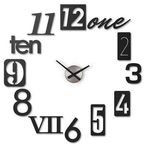 - zegar ścienny numbra marki Umbra