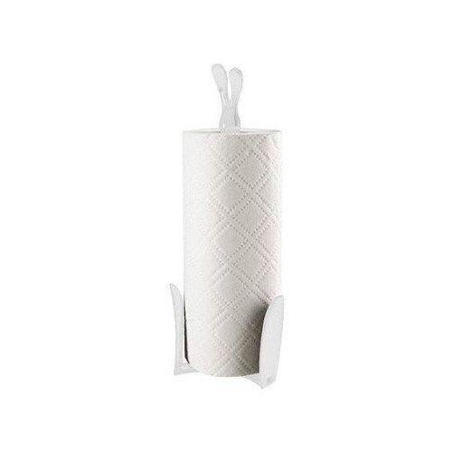 Stojak na ręczniki papierowe Roger biały, 5226525