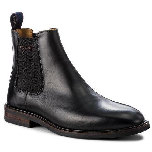 Sztyblety - ricardo 17651884 black g00, Gant, 40-46