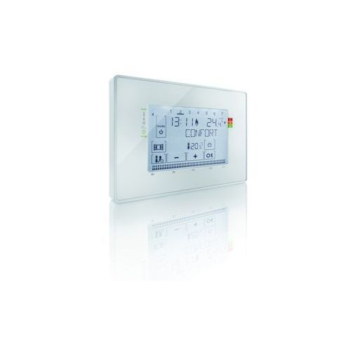 Termostat 2w + odbiornik - sterowanie ogrzewaniem do tahomy do 20% zniżki przy zakupie w naszym sklepie, możliwość płatności prz marki Somfy