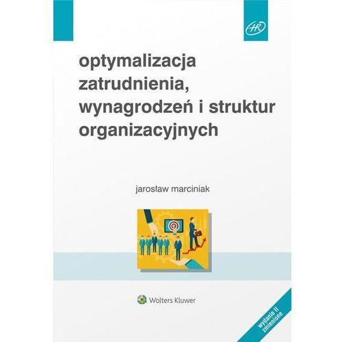 Optymalizacja zatrudnienia wynagrodzeń i struktur organizacyjnych - Dostawa 0 zł (9788380925717)