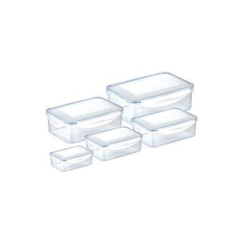 Tescoma pojemnik freshbox 5 szt. prostokątny