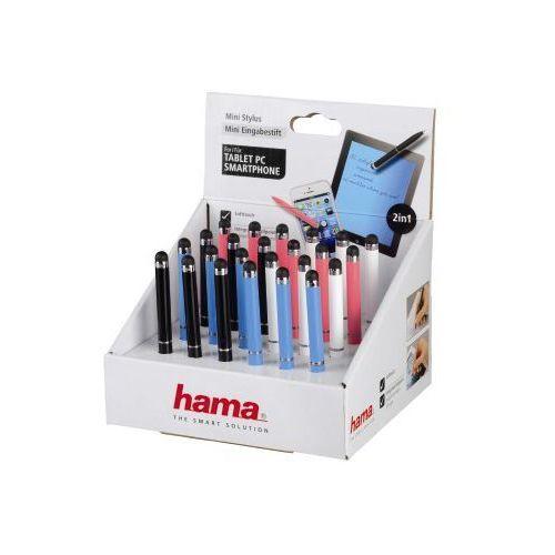 Rysik HAMA 2 w 1 do tabletów mix kolorów