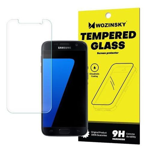 "Blue star ""tempered glass extra shock galaxy s7"""