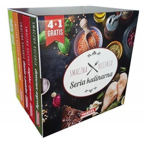 Smaczna Kuchnia - Komplet 5 Książek, oprawa kartonowa