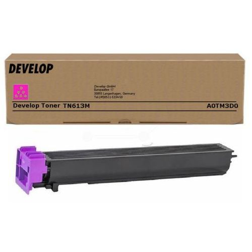 Develop toner Magenta TN-613M, TN613M, A0TM3D0