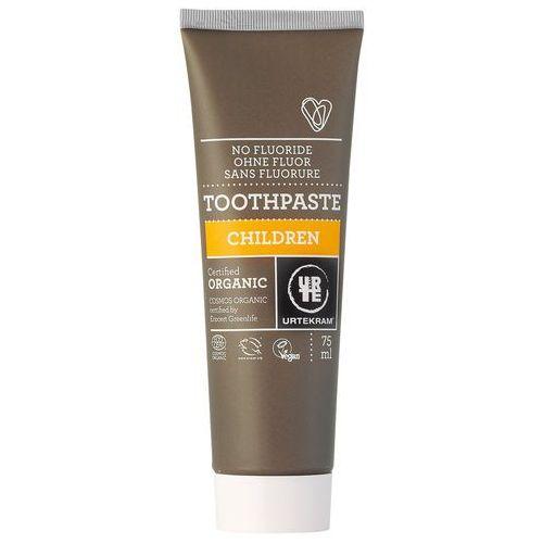 Pasta do zębów dla dzieci EKO 75 ml - URTEKRAM, 5765228839065