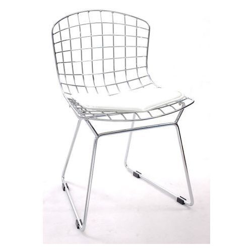 Krzesło dziecięce Harry Junior biała poduszka MODERN HOUSE bogata chata, 3532