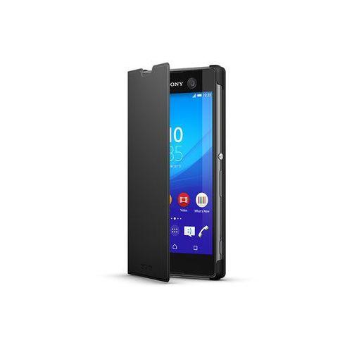 Sony Etui scr48 do xperia m5 czarny + darmowy transport!