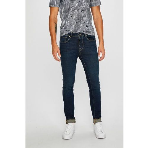Selected - Jeansy Indigo, jeans
