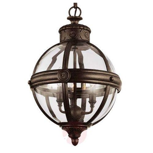 Elstead Lampa wisząca adams fe/adams/3p brz - lighting negocjuj cenę online! / rabat dla zalogowanych klientów / darmowa dostawa od 300 zł / zamów przez telefon 530 482 072