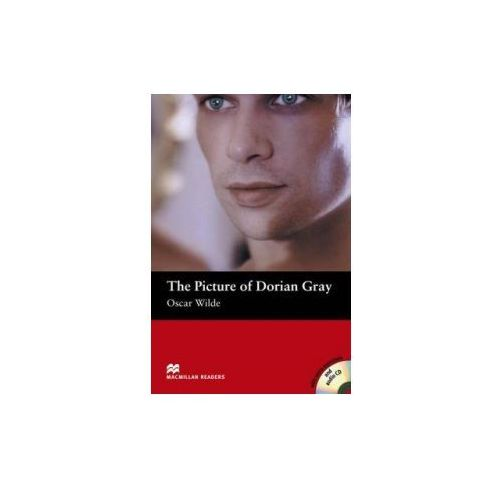 The Picture Of Dorian Gray Plus Audio CD (Portret Doriana Graya) Macmillan Readers Elementary
