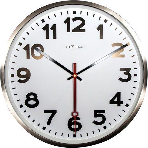 Zegar ścienny Super Station Arabic Nextime 55 cm (3127 AR)