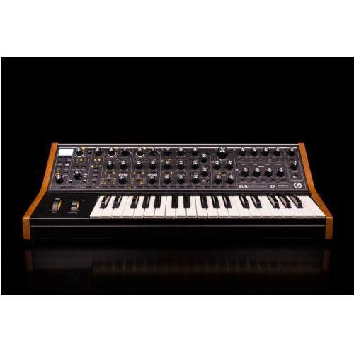 Moog subsequent 37 syntezator analogowy