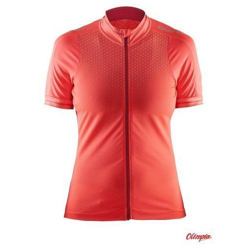 Koszulka rowerowa Craft Glow Jersey 1903265 2825 damska