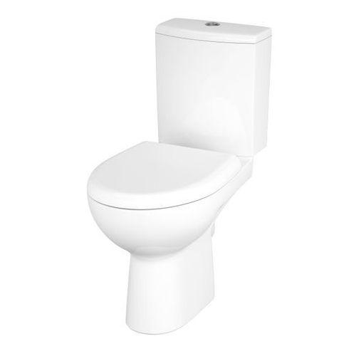 Cersanit Kompakt wc nature deska z duroplastu (5902115707933)