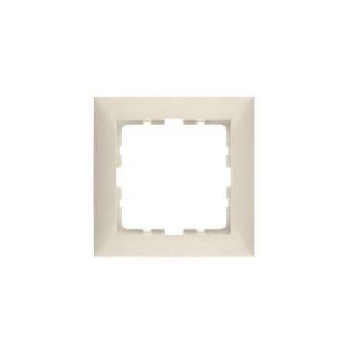 Ramka pojedyncza kremowy połysk  b.kwadrat 5310118982 od producenta Berker