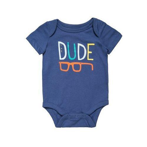 GAP Body docksider blue z kategorii Body niemowlęce