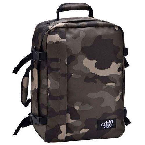 CabinZero Classic 36L torba podróżna podręczna / kabinowa / plecak / Urban Camo - Urban Camo, kolor brązowy