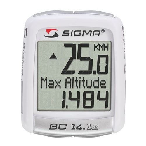 Licznik bc 14.12 altimeter 04150..la-004510 marki Sigma