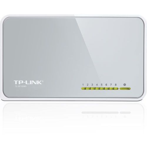 SWITCH 8 portowy TP-LINK TL-SF1008D (6935364020071)