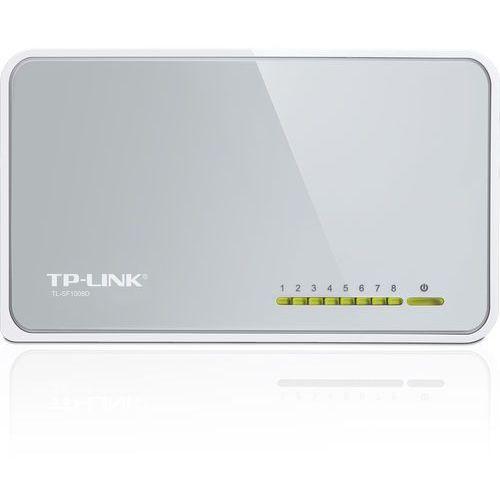 SWITCH 8 portowy TP-LINK TL-SF1008D