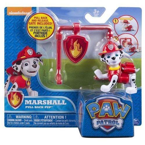 Spin Master PSI PATROL Figurka akcji z odznaką, Marshall (5902002057455)