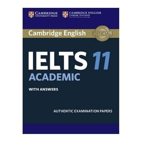 Cambridge IELTS 11 Academic - Student's Book with answers