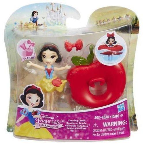 Hasbro Disney Princess Mini Pływające laleczki, Śnieżka