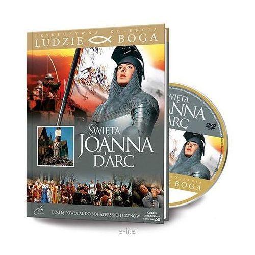 Święta joanna d'arc - film dvd z serii: ludzie boga marki Fleming victor