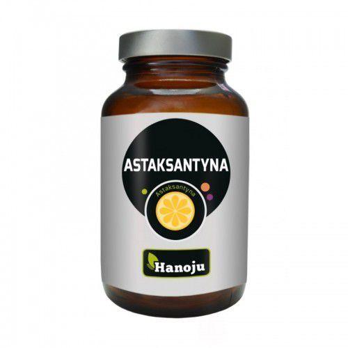 Kapsułki Astaksantyna 4 mg + Witamina C 500 mg (90 kaps.) Hanoju