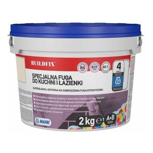 Zaprawa mapei do kuchni i łazienki 130 jaśminowa 2 kg marki Buildfix