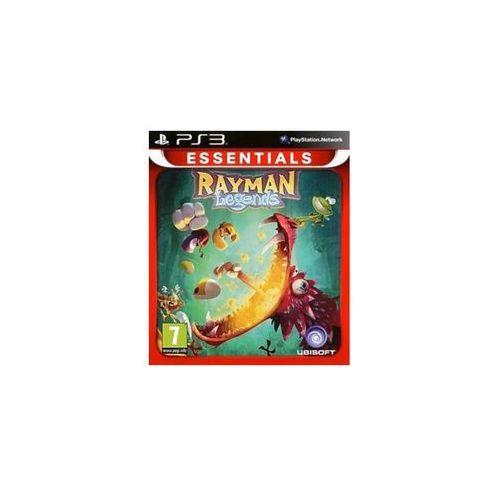 OKAZJA - Rayman Legends (PS3)