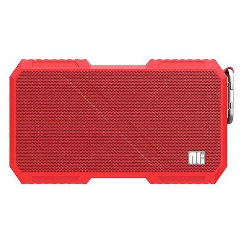 Głośnik Nillkin X-MAN Bluetooth - Red - Red (6902048137639)
