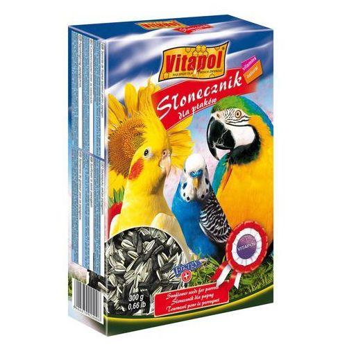 Vitapol Słonecznik dla papug 300g, kup u jednego z partnerów