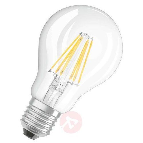 Żarówka LED OSRAM 4052899962354, E27, 6.5 W = 60 W, 806 lm, 2700 K, ciepła biel, 230 V, 15000 h, 1 szt., RFCLA60D 7W/827220-240VFILE276XBLI1OSRAM