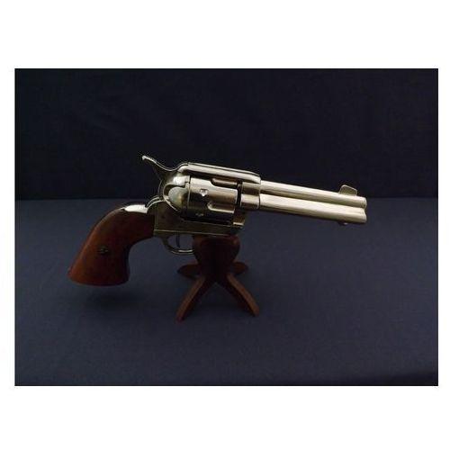 Replika na stojaku czterolufowego pistoletu francuskiego model 1310+800 marki Denix
