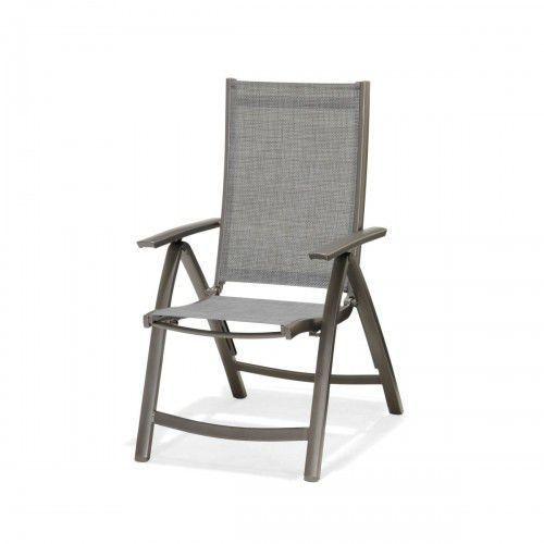 Scancom Krzesło składane z podłokietnikami solana (5705820283835)