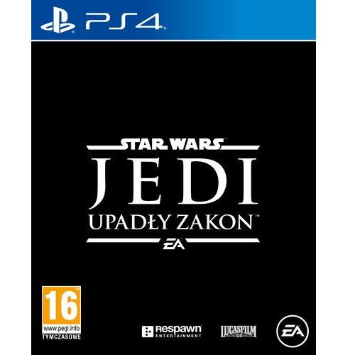 Star Wars Jedi Upadły zakon (PS4)