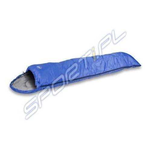 Śpiwór Allright SCOUT blue kołdra+kaptur (2010000341681)