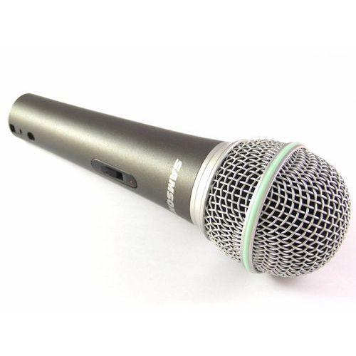 q6 - mikrofon dynamiczny, marki Samson