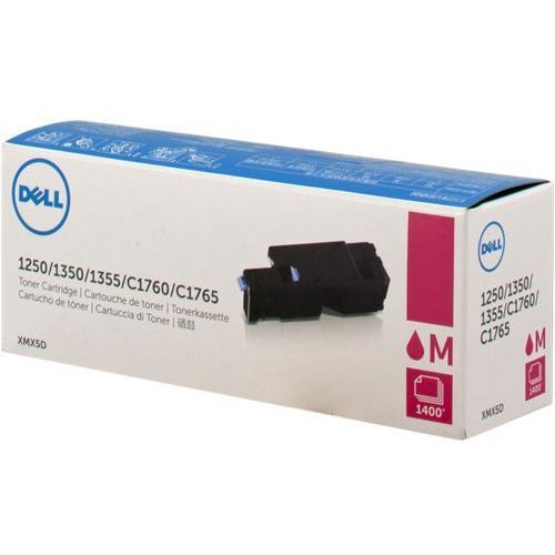 Dell toner Magenta XMX5D, CMR3C, 4DV2W, 593-11018 / 593-11142
