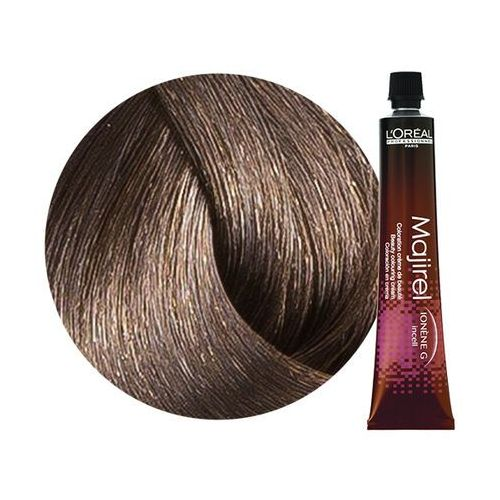 L'oreal professionnel L'oréal professionnel série expert majirel 7.1 farba do włosów, odżywcza koloryzacja trwała 50ml