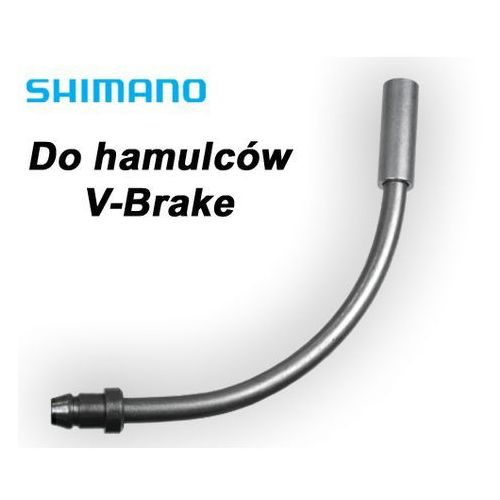 Asmvbrkl fajka - element układu hamulcowego  (90 st.) od producenta Shimano