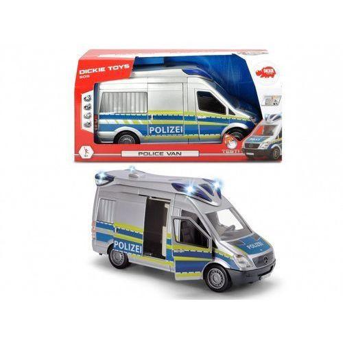 Dickie samochody s.o.s., policja marki Pojazdy i akceosria