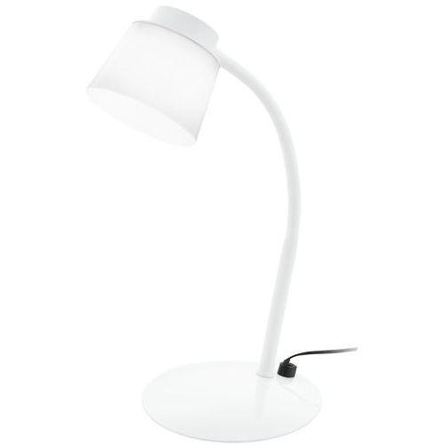 Eglo Lampa biurkowa torrina biała, 96138