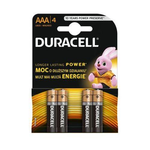 Duracell Bateria lr03/aaa (4 szt.) (5000394077164)
