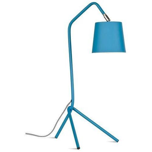 It's About RoMi Lampa stołowa Barcelona niebieska 42x25x59cm BARCELONA/T/TL