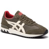 Asics Sneakersy - onitsuka tiger california 78 ex 1183a355 dark olive/vanilla 301