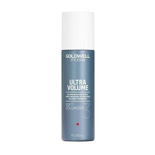 Goldwell volume soft volumizer, spray zwiększający objętość włosów 200ml (4021609279341)